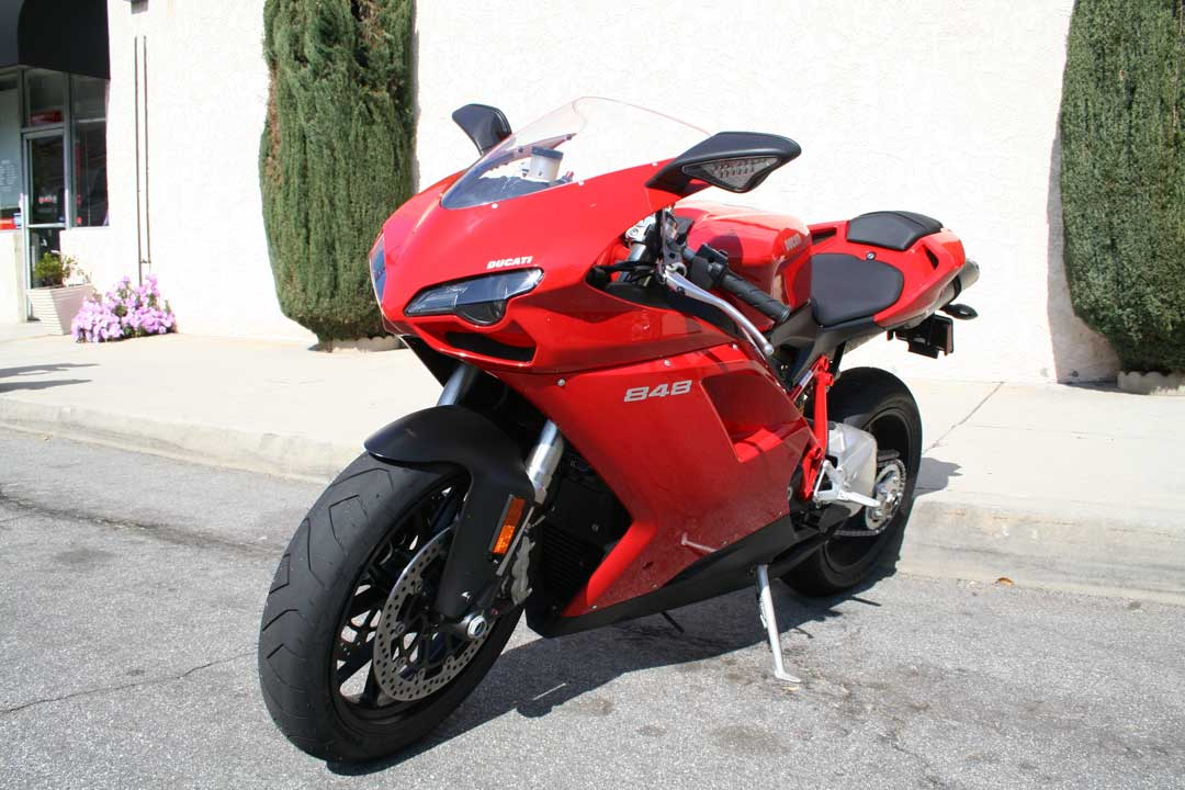 Tye's official 848 review part 1 - Ducati.ms - The Ultimate Ducati